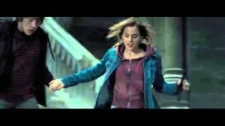 """Если бы фильм """"Гарри Поттер и Дары смерти"""" снимали при минимальном."""