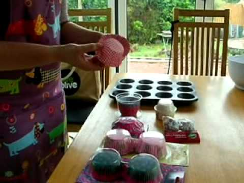 Baking Tips: Simple Queen Cakes