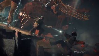 Uncharted 4 Man Behind the Treasure trailer - CZ titulky
