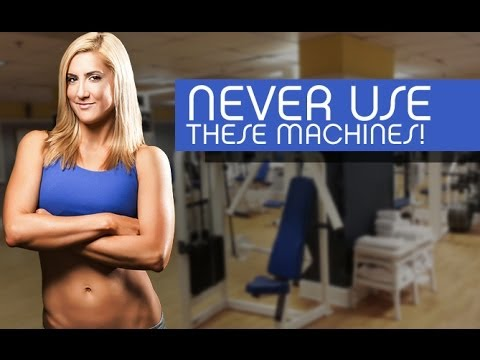 5 Gym Machines To Avoid for Thighs, Back and Abs (And What ...