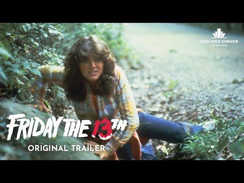 Friday the 13th (1980) | Original Trailer [HD] | Coolidge Corner Theatre