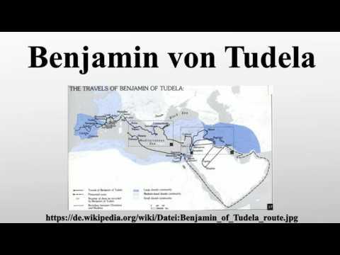 Benjamin von Tudela