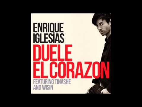 Enrique Iglesias  Duele El Corazon Feat Tinashe and Wisin