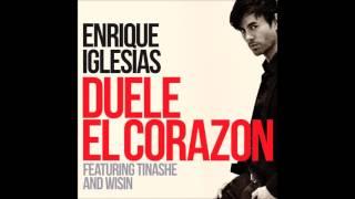Gambar cover Enrique Iglesias - Duele El Corazon (Feat. Tinashe and Wisin)