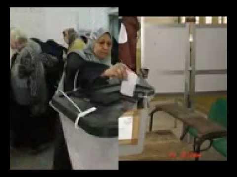 تقرير مصور عن عملية الاستفتاء اليوم السبت 15-12