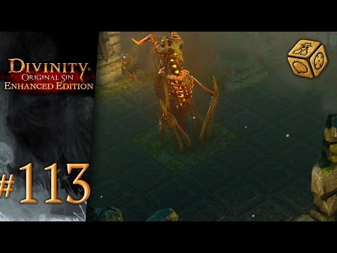 Puzzles made of fire - Let's Play Divinity: Original Sin - Enhanced Edition #113