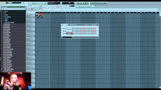 FL Studio Basics 50: A very quick look at mixer offset in Slicex