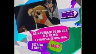 As Navegantes da Lua R O Filme A Promessa de Uma Rosa Estreia 3 Abril BIGGS EmaTVRipper PT PT