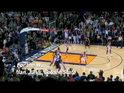 Cleveland Cavaliers Top 10 Plays of 2008-2009 Year