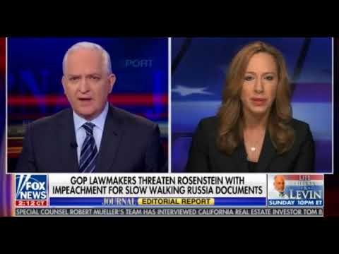 3PM The Journal Editorial Report 5/5/18 | Fox news | May 5, 2018