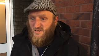 How a rough sleeper kicked out of his Pontypridd doorway shelter turned his life around