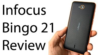 InFocus Bingo 21 Review- Budget 4G Android Phone!