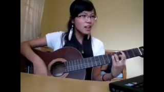 Gọi tôi Hà Nội - Guitar cover - RubyNguyen1606