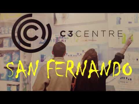 C3 Centre San Fernando in 4K!