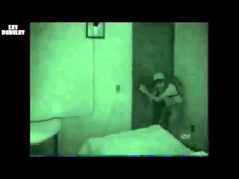 Caméra cachée  L'exorciste