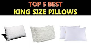 Best King Size Pillows 2019 - 2020