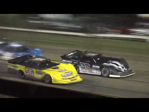 Mid Summer Madness Late Model feature West Liberty Raceway 8/11/18