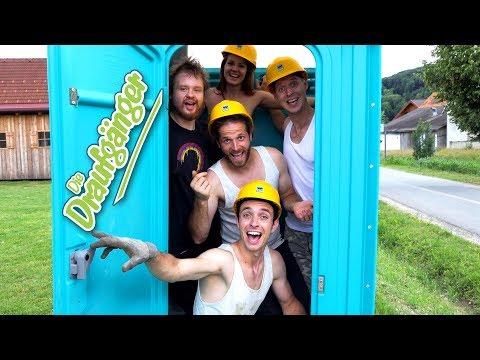 Die Draufgänger - Pfusch die Mauer (offizielles Video)