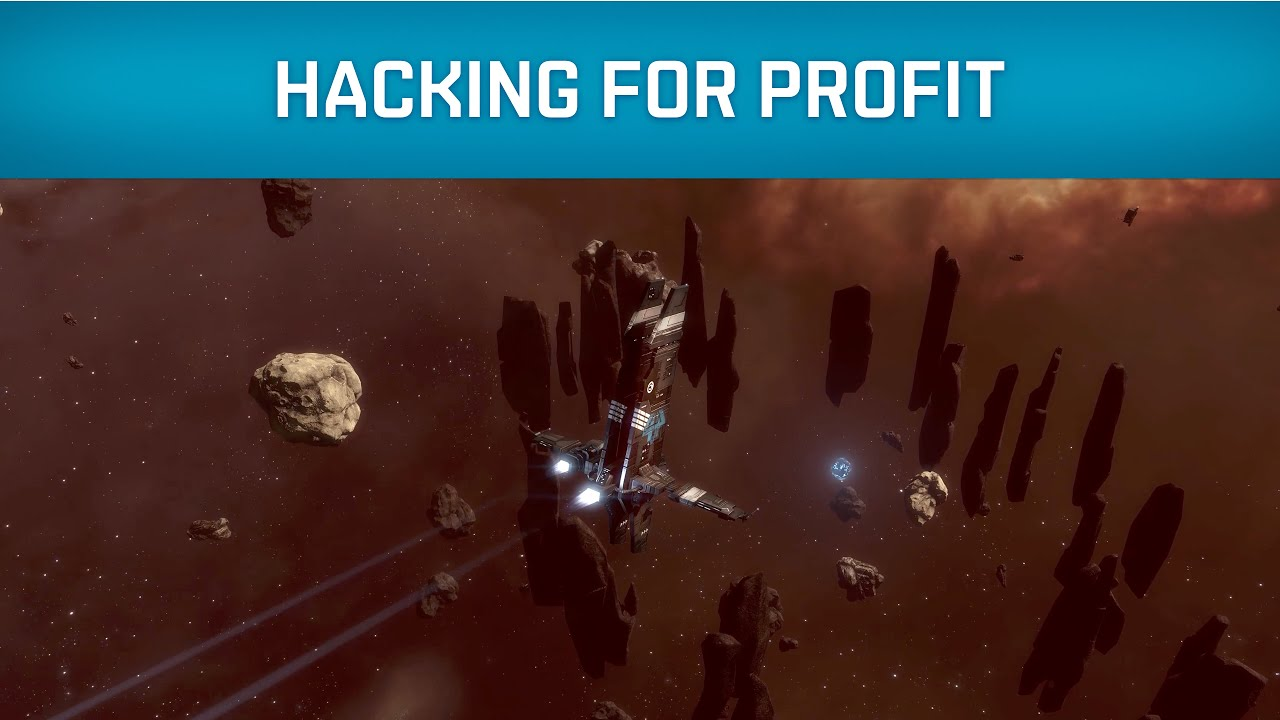 EVE Online | Academy- Hacking for Profit