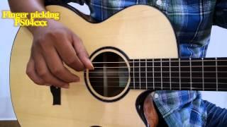 So sánh đàn guitar Thuanguitar DT04cx VS PS04cxx