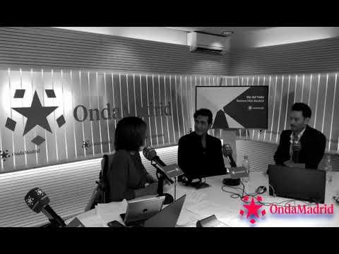 "IL DIVO Interview ""Buenos días Madrid"" Onda Madrid Radio 3-9-2018"