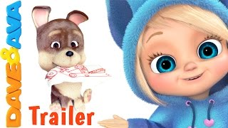 🌉 London Bridge Is Falling Down – Trailer | Nursery Rhymes and Kids Songs from Dave and Ava 🌉