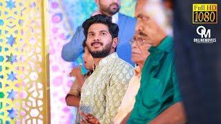 Celebrities at Maqbool Salmaan Wedding l Mammootty l DulquerSalmaan l Nazriya Nazim l Amaal Sufiya l