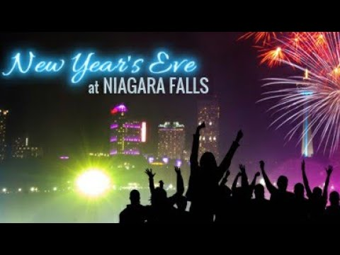 Niagara Falls New Year Celebration 2019