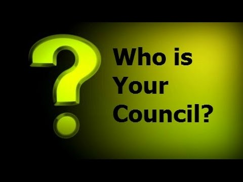 Who is YOUR Council?!?  [Rob B - New Horizons]