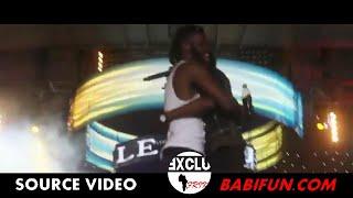 [19 min] DJ ARAFAT CONCERT LIVE de l'UNION le FEU! DEBORDO LEEKUNFA y était... (HD) ExcluAfrik N°1