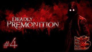 Deadly Premonition[#4] - Прохождение на русском(Без комментариев)