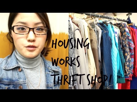 Housing Works Thrift Shop NYC