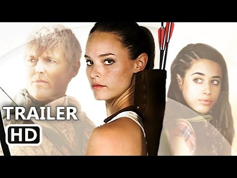 THE ARCHER Official Trailer (2017) Bailey Noble, Action Movie HD