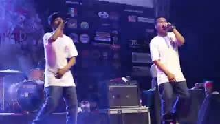 Video [HD] NDX AKA - Sayang (Live in JEC Indonesia Scooter Fest 2017) download MP3, 3GP, MP4, WEBM, AVI, FLV Desember 2017