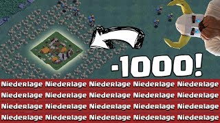 OMG -1000 POKALE! || CLASH OF CLANS || Let