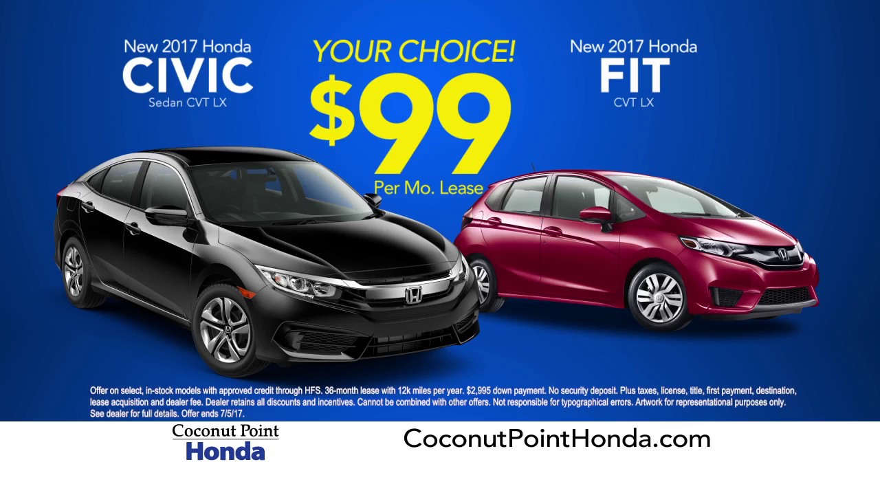 The July 4th Sign And Drive Event At Coconut Point Honda