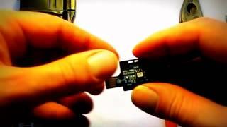 Cara Melepaskan Chip Cartridge pada Xerox/Dell/Fuji