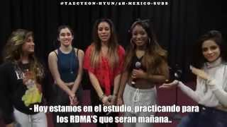 FIFTH HARMONY Rehearses at RDMAS! (Take over Ep. 6) Subtitulado [5H-MEXICO-SUBS]