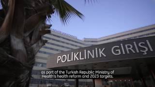 Mersin Şehir Hastanesi Tanıtım Filmi
