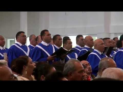 Tonga Coronation 2015 -  Thanksgiving Service -