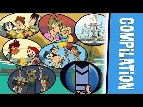 All opening themes | Total Drama