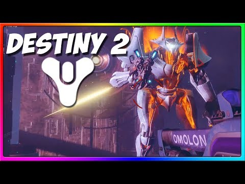 THE FINAL BOSS! | Destiny 2 Beta Strike Mission Gameplay