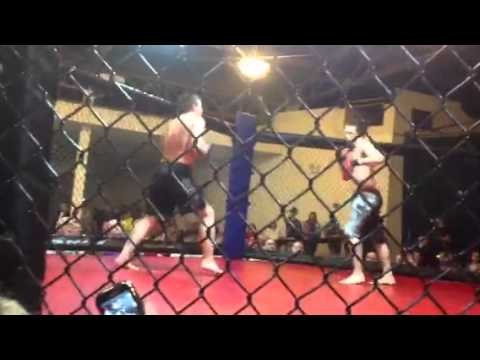 Ryan Russell vs Brandon karcher