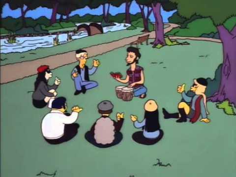 Homer does Dr. Strangelove