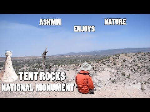 A Guide to Tent Rocks Natl Monument - Ashwin Enjoys Nature