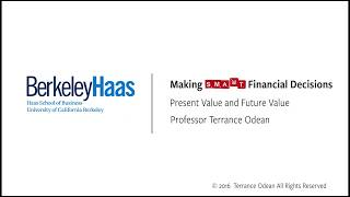 Present Value and Future Value