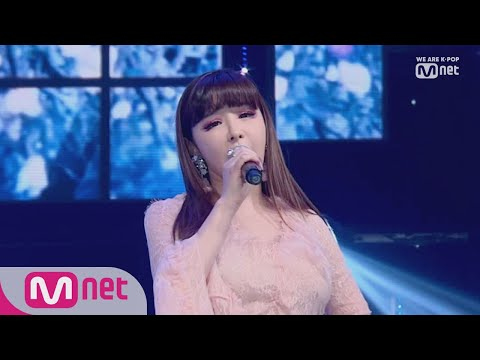 [Park Bom - Spring (EUNJI of Brave Girls)] KPOP TV Show | M COUNTDOWN 190321 EP
