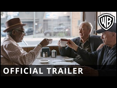 Going In Style - Official Trailer - Warner Bros. UK