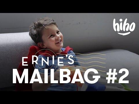 Ernie's Mailbag #2