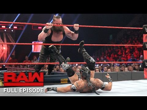 WWE RAW Full Episode, 24 April 2017